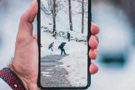 Bedste 5 smartphones