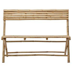 Bambus-Bænk