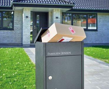 Flotte postkasser