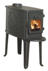Morsø 2B standard brændeovn – kan opvarme op til 90 m2