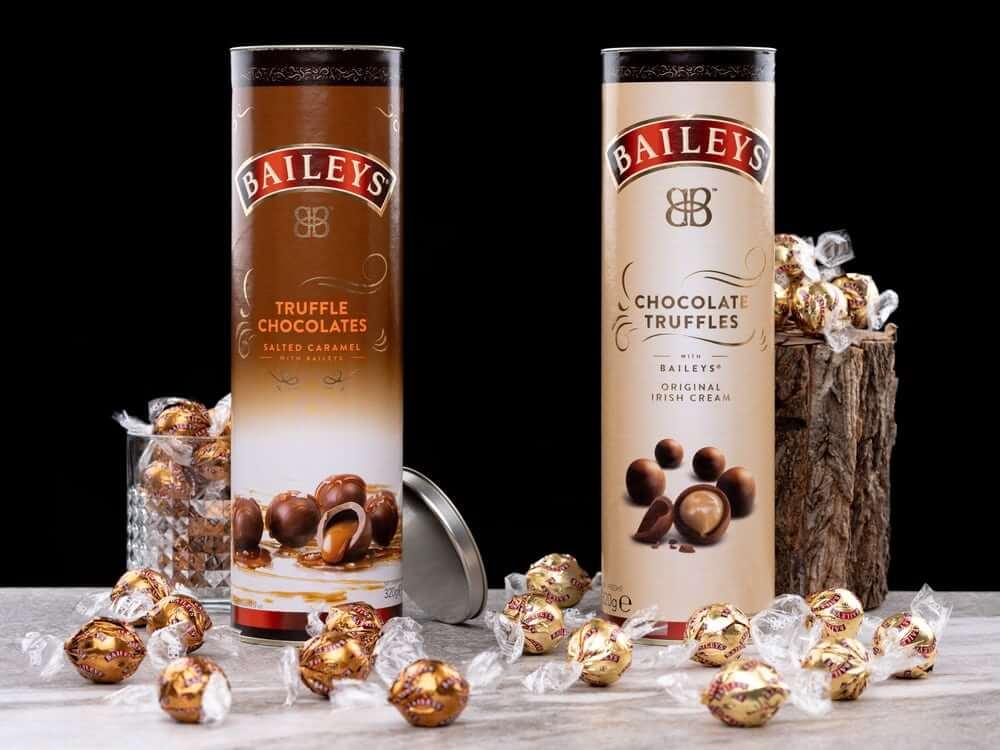 Baileys Trøfler i Rør