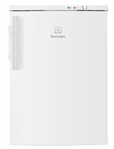 Electrolux EUT1106AW2: Ekstra fryseplads i kompakt form