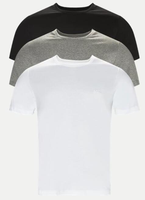 Hugo Boss Regular 3-pak T-shirt