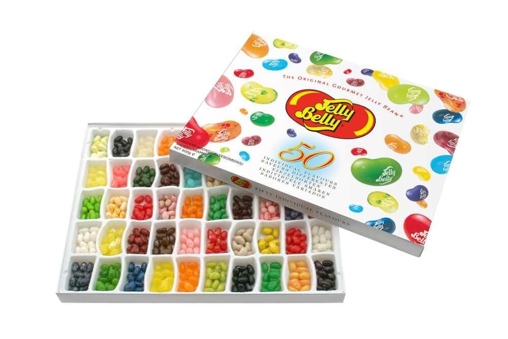 Jelly Belly Gaveæske