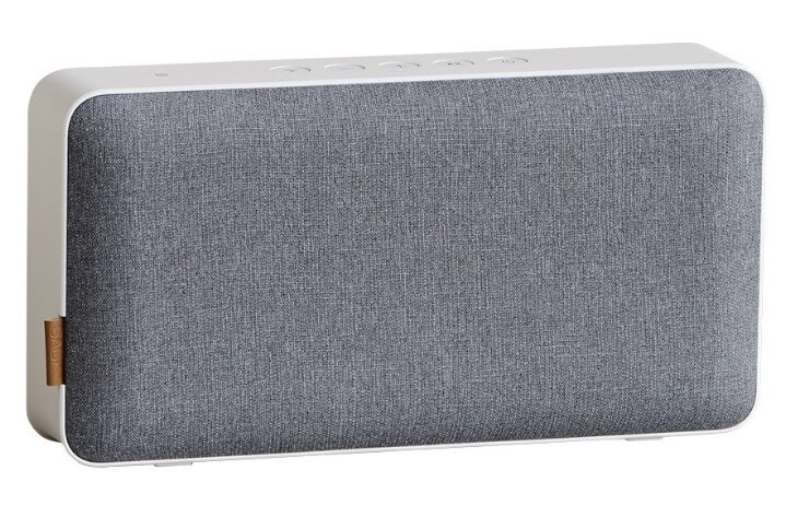 MOVEit WiFi and Bluetooth speaker White/Dusty Blue