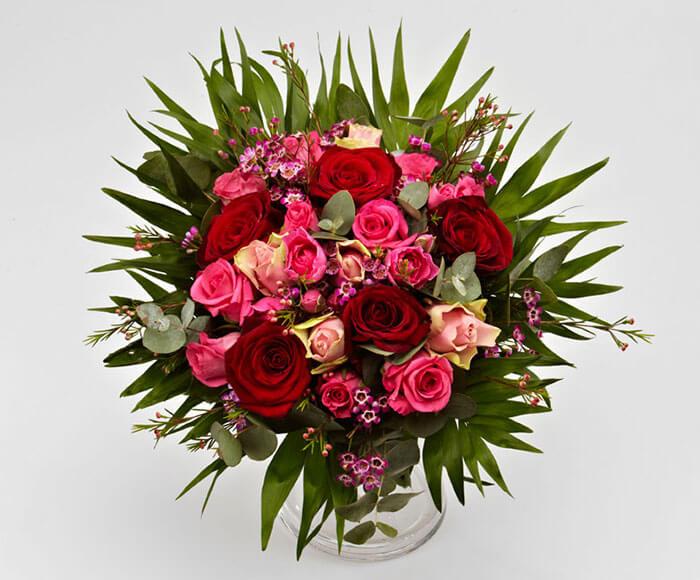 Romantiske Roser