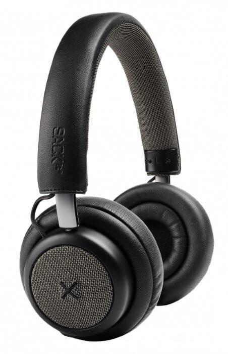 SACKit TOUCHit headphones - Sort