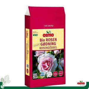 Bio Rosen Gødning 6-2-8 (+2) – Til roserne