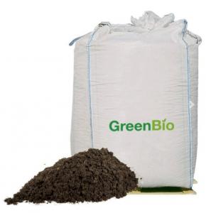 Champost drivhusblanding (1500L) – Plantesæk til de store haveprojekter
