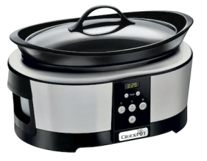 Crock Pot 5,7 L. Digital Slow Cooker – god til nybegynderen
