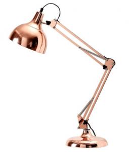 Hobby Deluxe bordlampe 70x19 cm – få optimal belysning