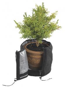Hortus krukke og plantebeskyttelsespose – passer godt på dine planter