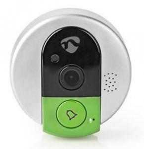 Nedis Dørklokke Med Kamera – Wifi – HD 720p – Premium Valg