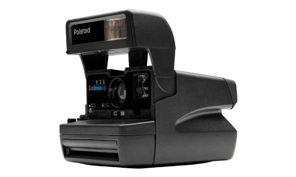 Polaroid 600 80s Square