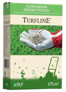 Turfline Plænegødning 3,5 kg – til græsplænen