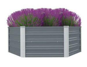 VidaXL Hævet Havekasse – populær variant i stål med sekskantet form