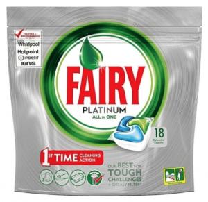 Fairy Platinum: testvinder