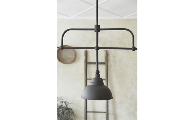 Jeanne D'Arc Living tredobbelt hængelampe