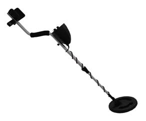 Metaldetektor 57205 – basal, men effektiv metaldetektor
