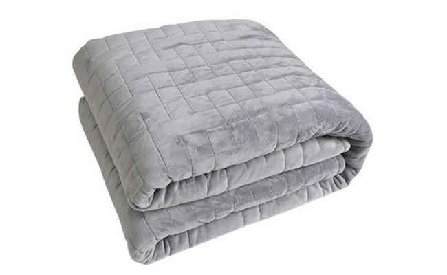 Mountain Blanket kugledyne i 100 % bomuld