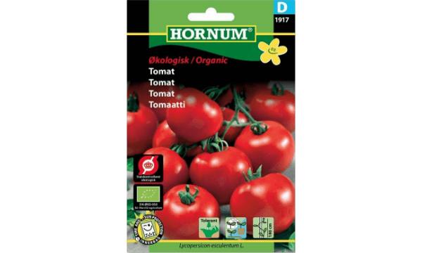 Økologiske tomat frø, Matina – Lækre tomater på altanen