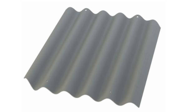 Cembrit bølgeplader (B9-S)
