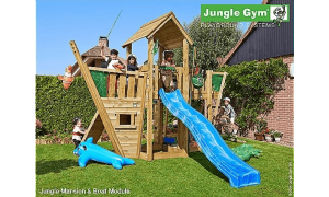 Jungle Gym Båd