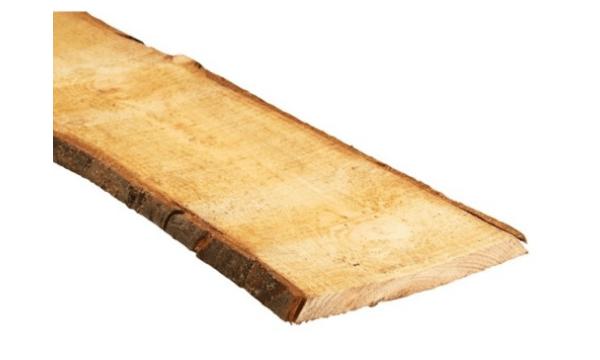 Kalmarplanke i lærketræ