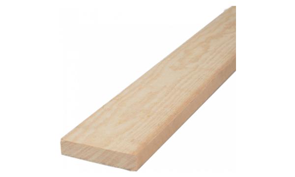 Planker i fyrretræ (ubehandlet)