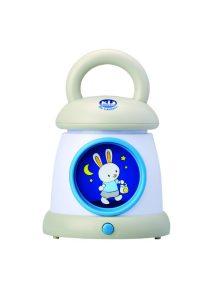 Claessens Kid'Sleep – timet belysning og melodier til dine børn