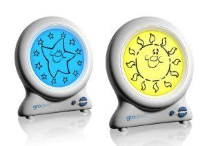 Gro Clock vækkeur med lys til børn – den bedste sovetræning