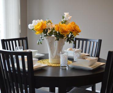 Inspiration: Find det perfekte lille spisebord