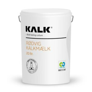 KALK Rodvig Kalkmaelk (farvet)