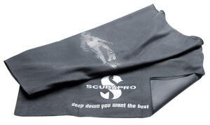 Microfiber-håndklæde fra Scubapro – bedste hurtigtørrende håndklæde til dykning
