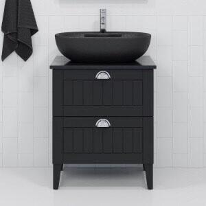Badmøbelsæt New York med fritstående vask
