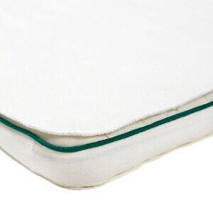 Cocoon Company Vådliggerlagen Hvidt kvalitetsvådliggerlagen til din baby