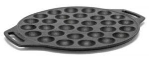 Petromax Poffertjes Æbleskivepande – bedste valg til udendørs bagning