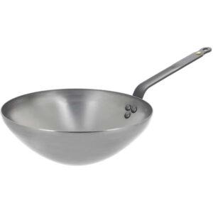 De Buyer Mineral B wok 28 cm
