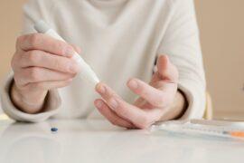 Blodsukkermåler test-oversigt
